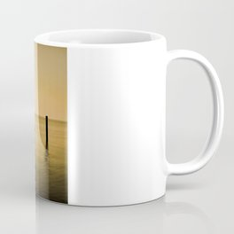 The Sunlit Dock Coffee Mug