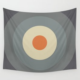 Dinomogetimarus - Classic Grey Dots Wall Tapestry