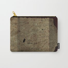 Goonies Treasure Map Carry-All Pouch