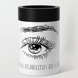 Not all disabilities are visible. Can Cooler