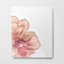 Flower art 21. a1 Metal Print
