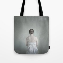 The withering of the lonely soul Tote Bag