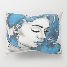 Rita Bleu Pillow Sham
