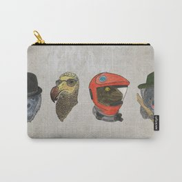 A Tribute To Stanley Kubrick Carry-All Pouch