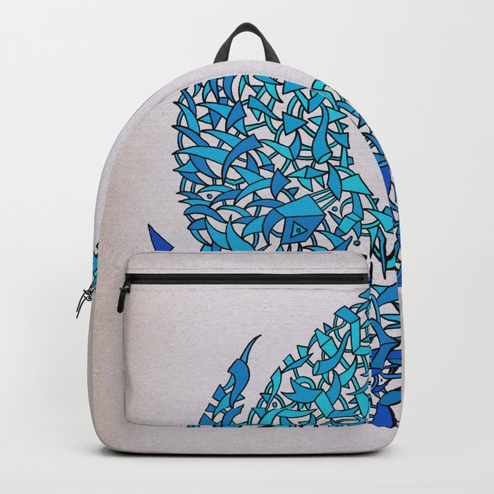 - new wave - Backpack