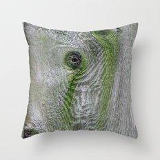 Love the Green Throw Pillow