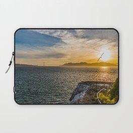 San Fran Sunset Laptop Sleeve