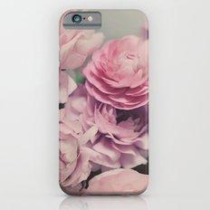 quiet ranunculus iPhone 6s Slim Case