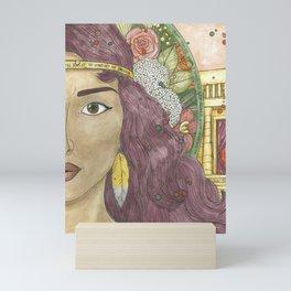 Hannah Mini Art Print