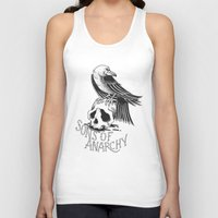 sons of anarchy Tank Tops featuring Sons of Anarchy  by Christiano Mere