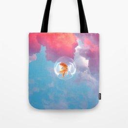 Fishy dreams Tote Bag