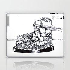 Knight cart bumper Laptop & iPad Skin