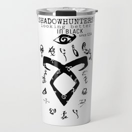 ShadownhuntersRune with Runes Travel Mug