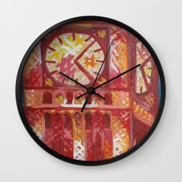 Big Ben by Lu Wall Clock