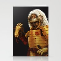 lannister Stationery Cards featuring Shogun by Horgon