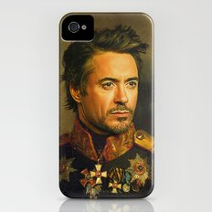 Robert Downey Jr. - replaceface Slim Case iPhone (4, 4s)
