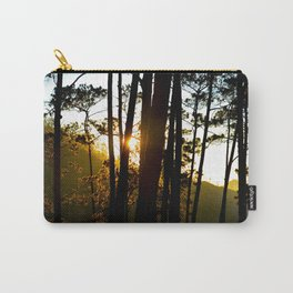 Through The Trees Carry-All Pouch