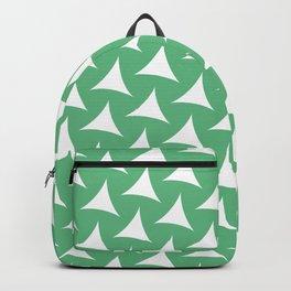 Tristar Green Backpack