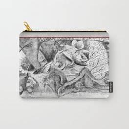 Snake Tippy Carry-All Pouch