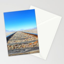 Railway in Bolivia Stationery Cards