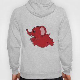 Plumpy Elephant Hoody