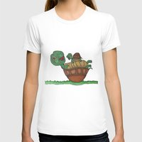 turtles T-shirts featuring Turtles by BNK Design