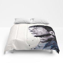 Goodbye Mr. Spock - Leonard Nimoy Comforters