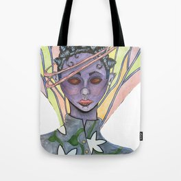 Fatiana the dragonfly fairy  Tote Bag