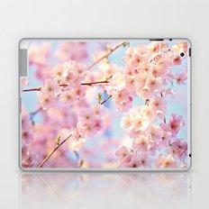 burst of bloom Laptop & iPad Skin