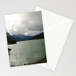 Dark Skies Over Medicine Stationery Cards