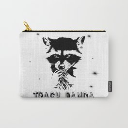 Trash Panda Carry-All Pouch