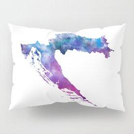 Croatia Pillow Sham