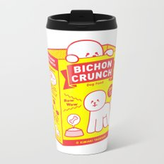 BICHON CRUNCH Metal Travel Mug