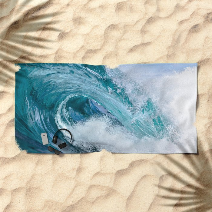 Thick Beach Towel