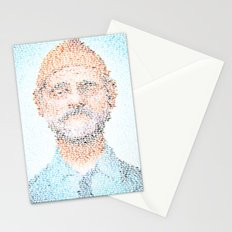 The Aquatic Steve Zissou Stationery Cards