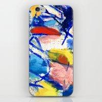 polka dot iPhone & iPod Skins featuring Polka Dot by Liz Haywood