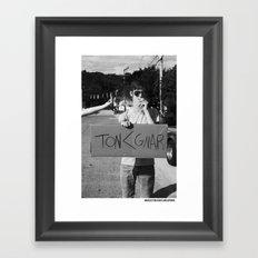 TON Framed Art Print