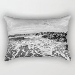 Calm V Rectangular Pillow