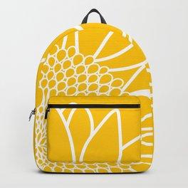 Sunflower Cheerfulness Backpack
