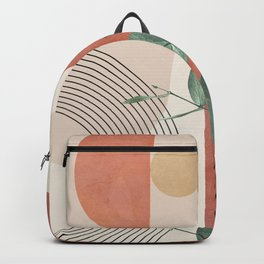 Nature Geometry IV Backpack