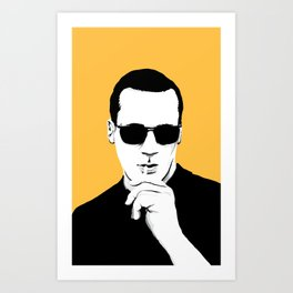 Mad Men Art Print