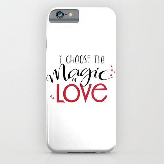 Magic of Love iPhone & iPod Case