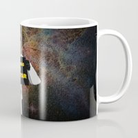 storm trooper Mugs featuring Storm Trooper by ZeebraPrint
