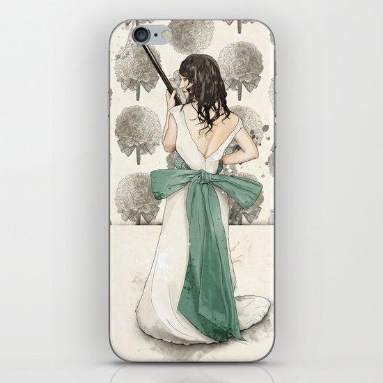 A Shotgun Kind of Wedding iPhone Skin