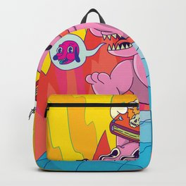 pichicho to the world! Backpack