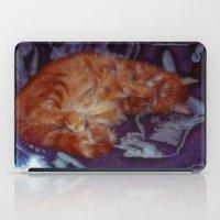 sleeping beauty iPad Cases featuring Sleeping Beauty by Lucia