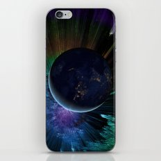 You Run to Catch Up With the Sun (But It's Sinking) iPhone & iPod Skin