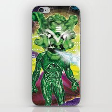 Poster El Mundo iPhone & iPod Skin