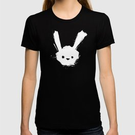 minima - splatter rabbit  T-shirt