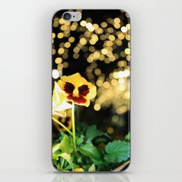 Flower of the Night iPhone Skin